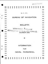All Hands : Bureau of Navigation News Bu... Volume 20, Issue 226 by Navy Department, Bureau of Navigation