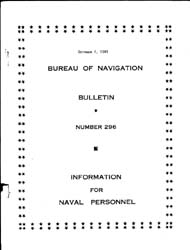 All Hands : Bureau of Navigation News Bu... Volume 20, Issue 231 by Navy Department, Bureau of Navigation