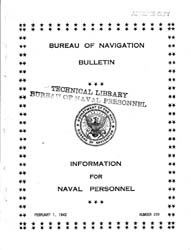 All Hands : Bureau of Navigation News Bu... Volume 21, Issue 235 by Navy Department, Bureau of Navigation