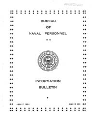 All Hands : Bureau of Naval Personnel In... Volume 21, Issue 241 by Navy Department, Bureau of Navigation