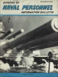All Hands : Bureau of Naval Personnel In... Volume 21, Issue 244 by Navy Department, Bureau of Navigation