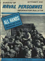 All Hands : Bureau of Naval Personnel In... Volume 22, Issue 254 by Navy Department, Bureau of Navigation