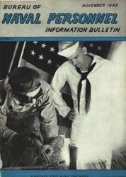 All Hands : Bureau of Naval Personnel In... Volume 22, Issue 256 by Navy Department, Bureau of Navigation