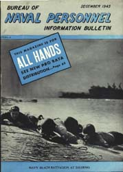 All Hands : Bureau of Naval Personnel In... Volume 22, Issue 257 by Navy Department, Bureau of Navigation