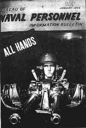 All Hands : Bureau of Naval Personnel In... Volume 23, Issue 258 by Navy Department, Bureau of Navigation