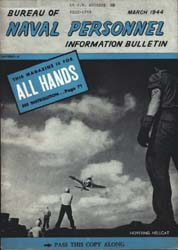 All Hands : Bureau of Naval Personnel In... Volume 23, Issue 260 by Navy Department, Bureau of Navigation
