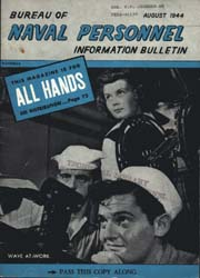 All Hands : Bureau of Naval Personnel In... Volume 23, Issue 265 by Navy Department, Bureau of Navigation