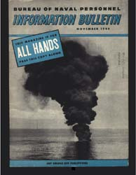 All Hands : Bureau of Naval Personnel In... Volume 23, Issue 268 by Navy Department, Bureau of Navigation