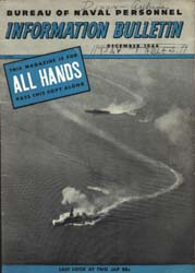 All Hands : Bureau of Naval Personnel In... Volume 23, Issue 269 by Navy Department, Bureau of Navigation
