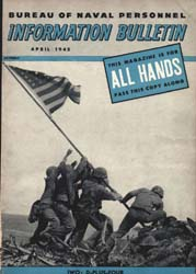 All Hands : Bureau of Naval Personnel In... Volume 24, Issue 273 by Navy Department, Bureau of Navigation