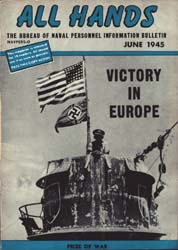 All Hands; June 1945 Volume 24, Issue 275 by Navy Department, Bureau of Navigation