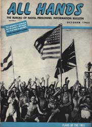 All Hands; October 1945 Volume 24, Issue 279 by Navy Department, Bureau of Navigation