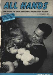 All Hands; December 1945 Volume 24, Issue 281 by Navy Department, Bureau of Navigation