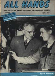 All Hands; June 1946 Volume 25, Issue 287 by Navy Department, Bureau of Navigation