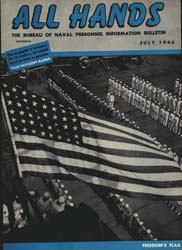 All Hands; July 1946 Volume 25, Issue 288 by Navy Department, Bureau of Navigation