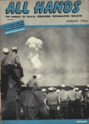 All Hands; August 1946 Volume 25, Issue 289 by Navy Department, Bureau of Navigation