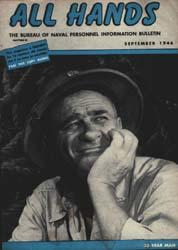 All Hands; September 1946 Volume 25, Issue 290 by Navy Department, Bureau of Navigation