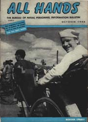 All Hands; October 1946 Volume 25, Issue 291 by Navy Department, Bureau of Navigation