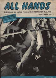 All Hands; November 1946 Volume 25, Issue 292 by Navy Department, Bureau of Navigation
