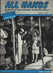 All Hands; June 1947 Volume 26, Issue 299 by Navy Department, Bureau of Navigation