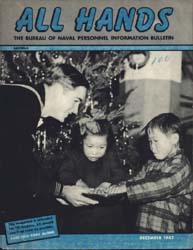 All Hands; December 1947 Volume 26, Issue 305 by Navy Department, Bureau of Navigation