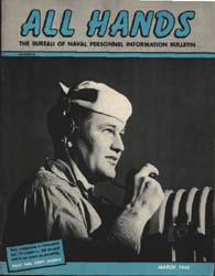 All Hands; March 1948 Volume 27, Issue 308 by Navy Department, Bureau of Navigation