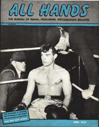 All Hands; April 1948 Volume 27, Issue 309 by Navy Department, Bureau of Navigation