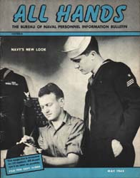 All Hands; May 1948 Volume 27, Issue 310 by Navy Department, Bureau of Navigation
