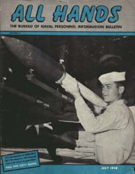 All Hands; July 1948 Volume 27, Issue 312 by Navy Department, Bureau of Navigation
