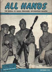 All Hands; September 1948 Volume 27, Issue 314 by Navy Department, Bureau of Navigation