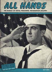 All Hands; July 1949 Volume 28, Issue 324 by Navy Department, Bureau of Navigation