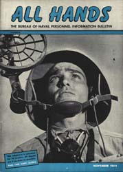 All Hands; November 1949 Volume 28, Issue 328 by Navy Department, Bureau of Navigation