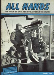 All Hands; January 1950 Volume 29, Issue 330 by Navy Department, Bureau of Navigation