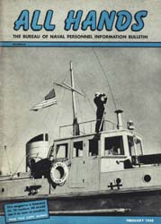 All Hands; February 1950 Volume 29, Issue 331 by Navy Department, Bureau of Navigation