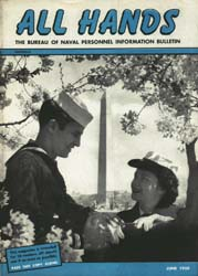 All Hands; June 1950 Volume 29, Issue 335 by Navy Department, Bureau of Navigation