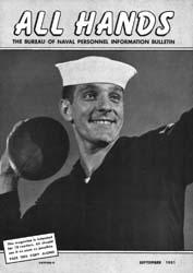 All Hands; September 1951 Volume 30, Issue 350 by Navy Department, Bureau of Navigation