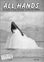 All Hands; May 1952 Volume 31, Issue 358 by Navy Department, Bureau of Navigation