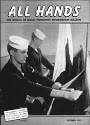 All Hands; October 1952 Volume 31, Issue 363 by Navy Department, Bureau of Navigation