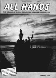 All Hands; February 1953 Volume 32, Issue 367 by Navy Department, Bureau of Navigation
