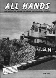 All Hands; June 1953 Volume 32, Issue 371 by Navy Department, Bureau of Navigation