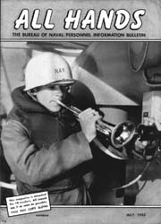 All Hands; July 1953 Volume 32, Issue 372 by Navy Department, Bureau of Navigation