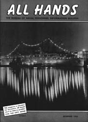 All Hands; December 1953 Volume 32, Issue 377 by Navy Department, Bureau of Navigation