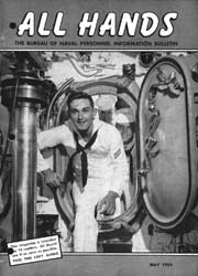All Hands; May 1954 Volume 33, Issue 382 by Navy Department, Bureau of Navigation