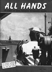 All Hands; May 1956 Volume 35, Issue 406 by Navy Department, Bureau of Navigation