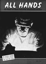 All Hands; July 1956 Volume 35, Issue 408 by Navy Department, Bureau of Navigation