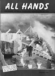 All Hands; December 1956 Volume 35, Issue 413 by Navy Department, Bureau of Navigation