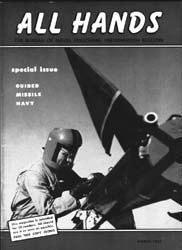 All Hands; March 1957 Volume 36, Issue 416 by Navy Department, Bureau of Navigation