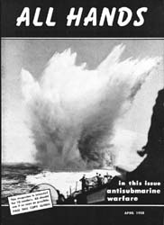 All Hands; April 1958 Volume 37, Issue 429 by Navy Department, Bureau of Navigation