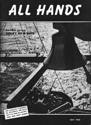 All Hands; July 1958 Volume 37, Issue 432 by Navy Department, Bureau of Navigation