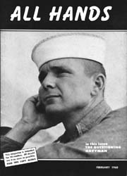 All Hands; February 1960 Volume 39, Issue 451 by Navy Department, Bureau of Navigation